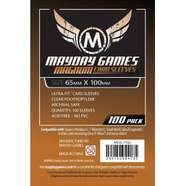 Mayday Games  Card Sleeves - Magnum Ultra-Fit (65x100mm)