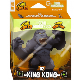 King of Tokyo/New York: Monstruo King Kong