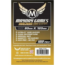 "Mayday Games ""Dixit"" Card Sleeves - Magnum Ultra-Fit (80x120mm)"