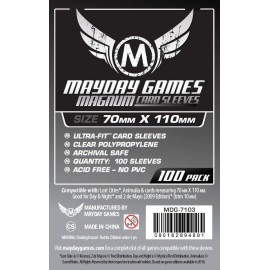 Mayday Games Magnum Ultra-Fit (70x110mm)