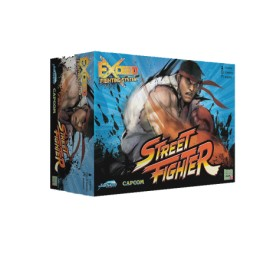Exceed Fighting System Season 3: Street Fighter Azul